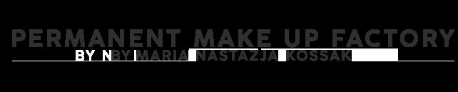 Permanent Make up Factory by Nastazja Kossak Maria Kossak